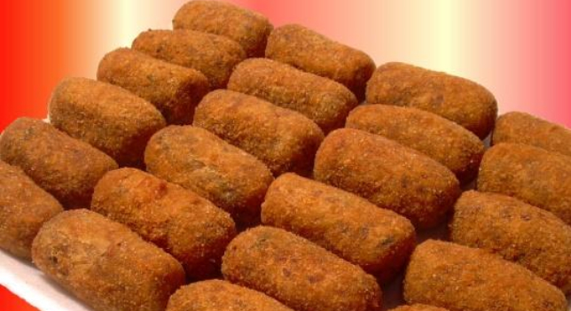 croquete de carne - Fonte: Google Imagens
