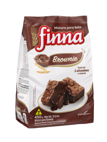 Finna Traditional Mix, Brownie – 450g
