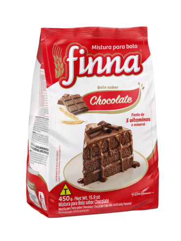Finna Traditional Cake Mix, Chocolate – 450g