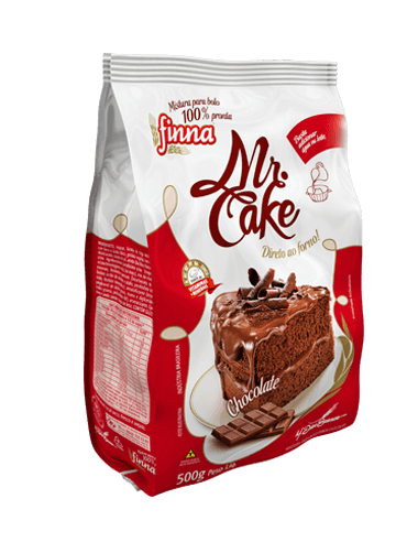 Finna Mr. Cake Chocolate - 500g
