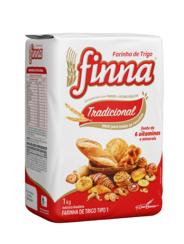 Finna wheat flour type 1, paper bag