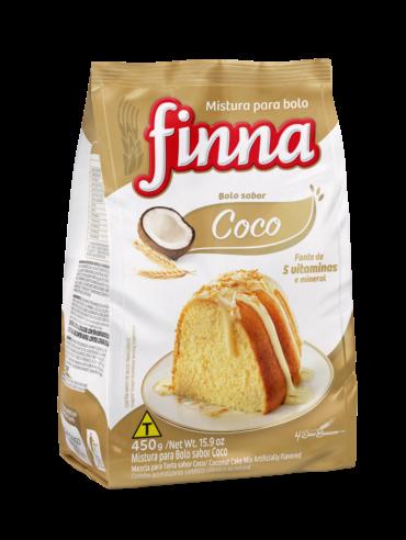 Finna Coco Tradicional - 450g